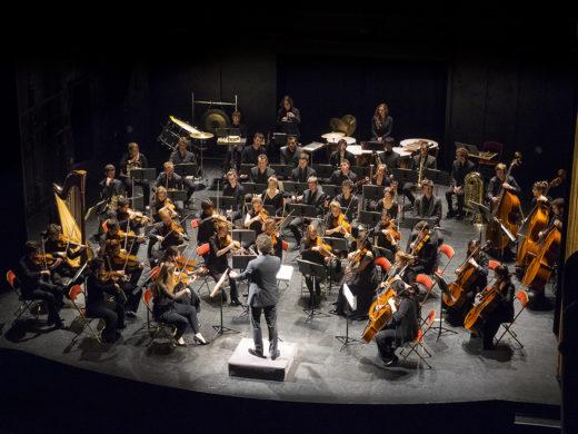 Orchestre atelier Ostinato